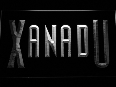 Xanadu LED Neon Sign - White - SafeSpecial