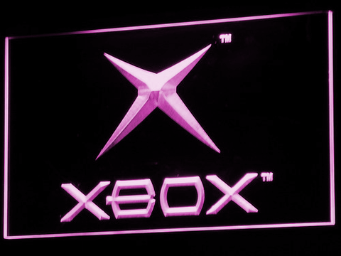 Image of Xbox LED Neon Sign - Purple - SafeSpecial