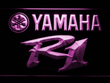 Yamaha R1 LED Neon Sign - Purple - SafeSpecial