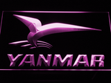 Yanmar LED Neon Sign - Purple - SafeSpecial