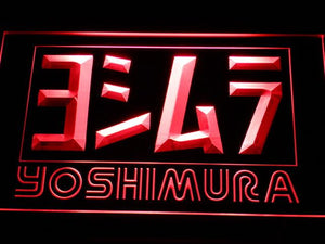 Yoshimura LED Neon Sign - Red - SafeSpecial