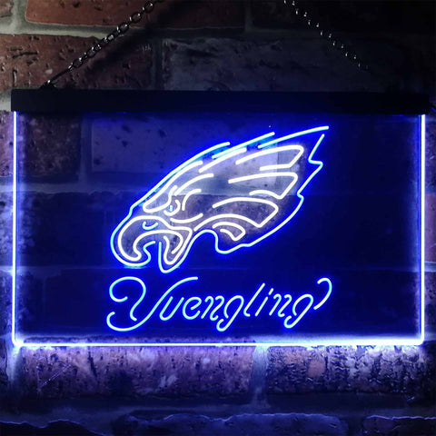 Image of Yuengling Eagle Neon-Like LED Sign - Dual Color