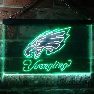 Yuengling Eagle Neon-Like LED Sign - Dual Color