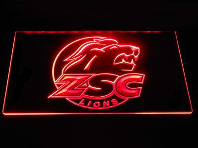 ZSC Lions LED Neon Sign - Red - SafeSpecial