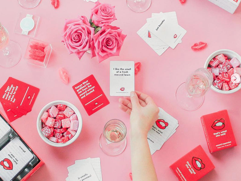 Wild Raunchy Bachelorette Party Ideas That's What She Said Game
