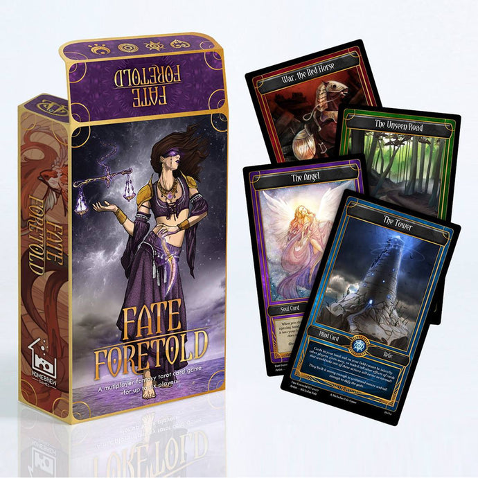 Fate Foretold: the Tarot Card Game