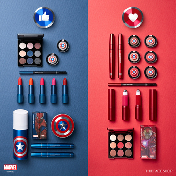 MARVEL X THEFACESHOP