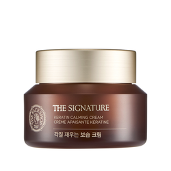 THE SIGNATURE KERATIN CALMING CREAM - THEFACESHOP Australia