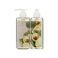 THEFACESHOP AVOCADO BODY WASH - THEFACESHOP Australia
