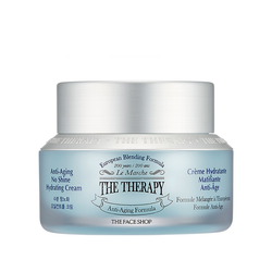 THE THERAPY ANTI-AGING NO SHINE HYDRATING CREAM - THEFACESHOP Australia