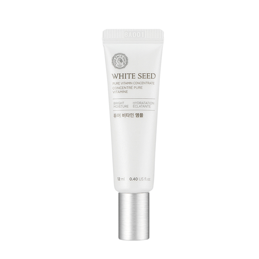 WHITE SEED BRIGHTENING Pure Vitamin Ampoule - THEFACESHOP Australia