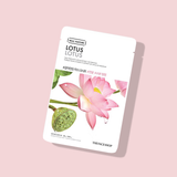 THEFACESHOP REAL NATURE Face Mask Lotus - THEFACESHOP Australia