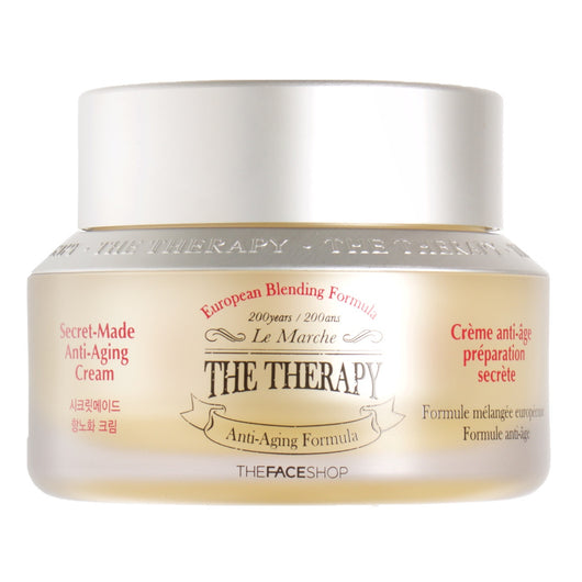 The Therapy Secret-Made Anti-Aging Cream - THEFACESHOP Australia