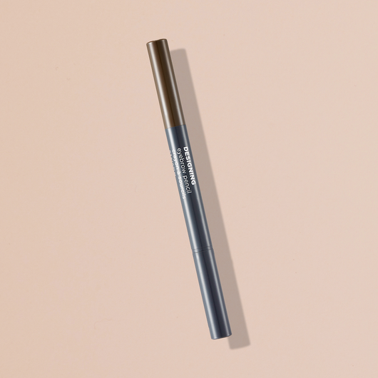THEFACESHOP DESIGNING EYEBROW PENCIL 04 BLACK BROWN - THEFACESHOP Australia