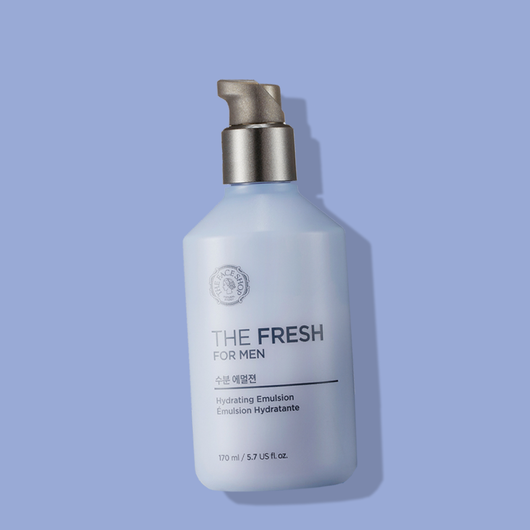 THEFACESHOP THE FRESH FOR MEN HYDRATING EMULSION - THEFACESHOP Australia