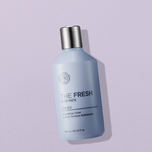 THEFACESHOP THE FRESH FOR MEN HYDRATING TONER - THEFACESHOP Australia