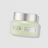 THEFACESHOP GREEN NATURAL SEED ANTI OXID CREAM - THEFACESHOP Australia