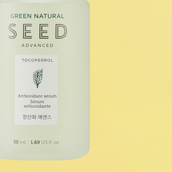 THEFACESHOP GREEN NATURAL SEED ANTI OXID ESSENCE - THEFACESHOP Australia