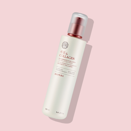 THEFACESHOP POMEGRANATE AND COLLAGEN VOLUME LIFTING TONER - THEFACESHOP Australia