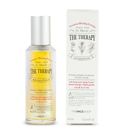THEFACESHOP THE THERAPY Oil-Drop Anti-Aging Serum - THEFACESHOP Australia