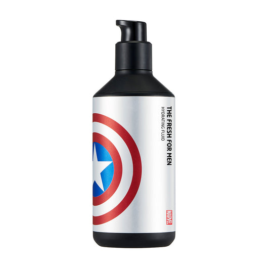 MARVEL The Fresh For Men  Hydrating Fluid - THEFACESHOP Australia