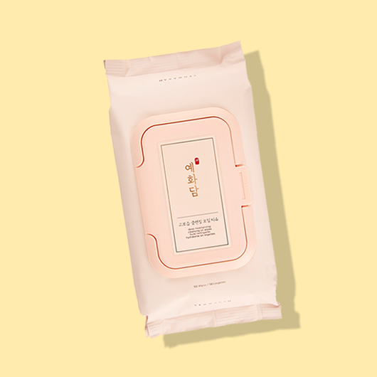 THEFACESHOP YEHWADAM DEEP MOISTURIZING Cleansing Oil Wipes(2019) - THEFACESHOP Australia