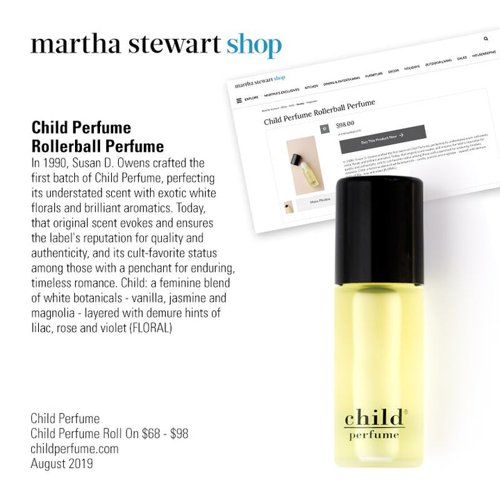 Child Perfume Roll On - Shop at child perfume.com