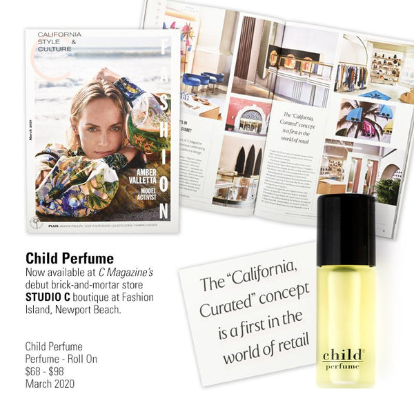 Child Perfume, Roll On, Beauty Frontier