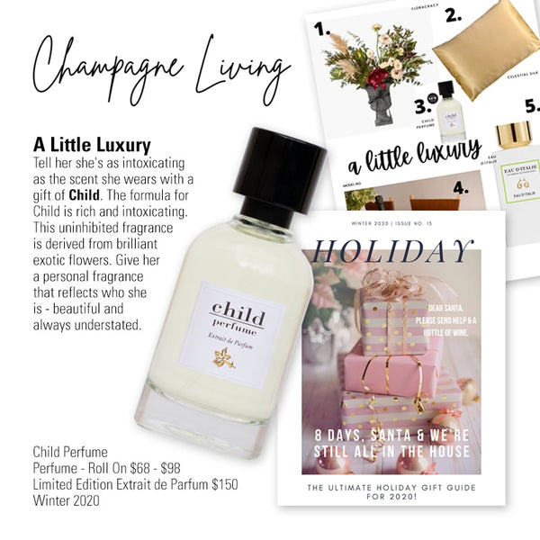 Child Perfume, Roll On, Limited Edition, Extract de Parfum, Beauty Frontier