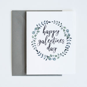Card: Happy Galentines Day