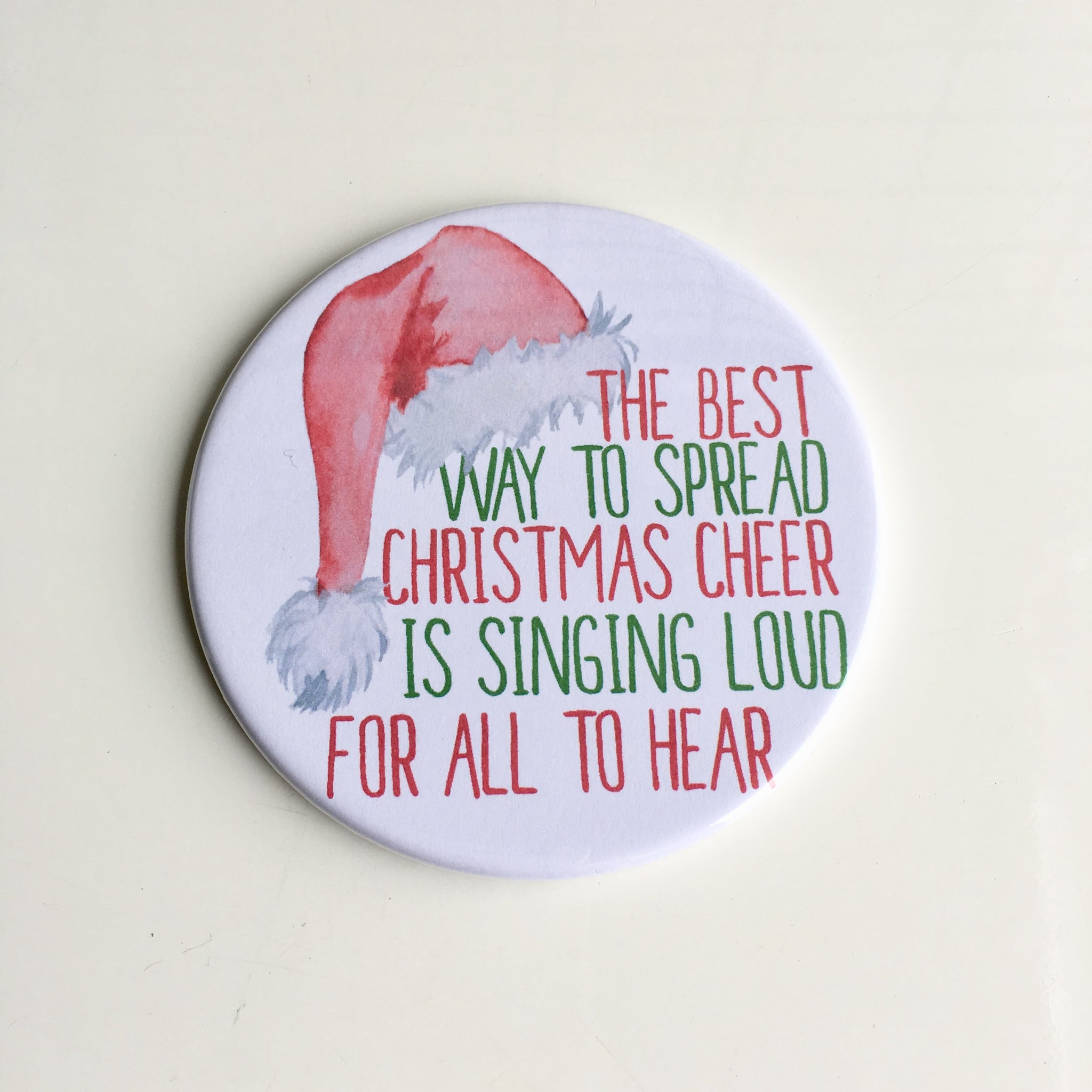 Magnet: Christmas Cheer