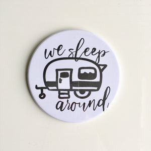 Magnet: We Sleep Around