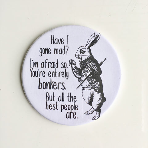 Magnet: Alice in Wonderland