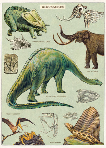 Poster: Dinosaurs