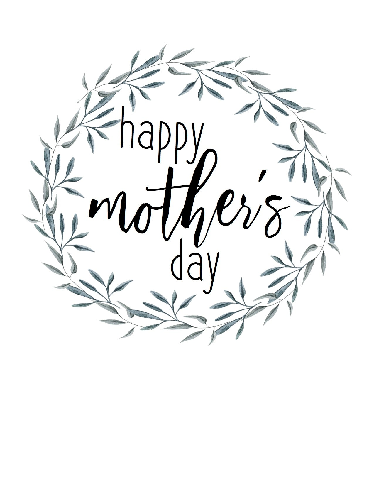 Card: Happy Mothers Day
