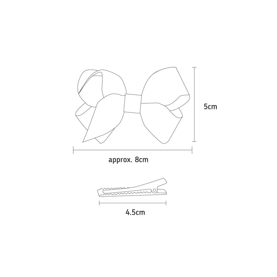 'Amazon Jungle' Chita Knot Bow - Double Pack