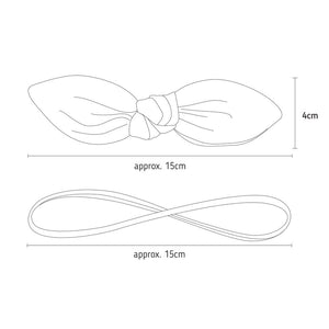 'Amazon Jungle' Chita Knot Bow - Medium