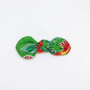'Amazon Jungle' Chita Knot Bow - Small