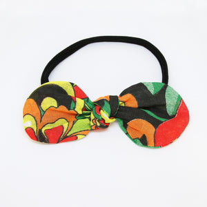 'From Bahia with Love' Chita Knot Bow - Large