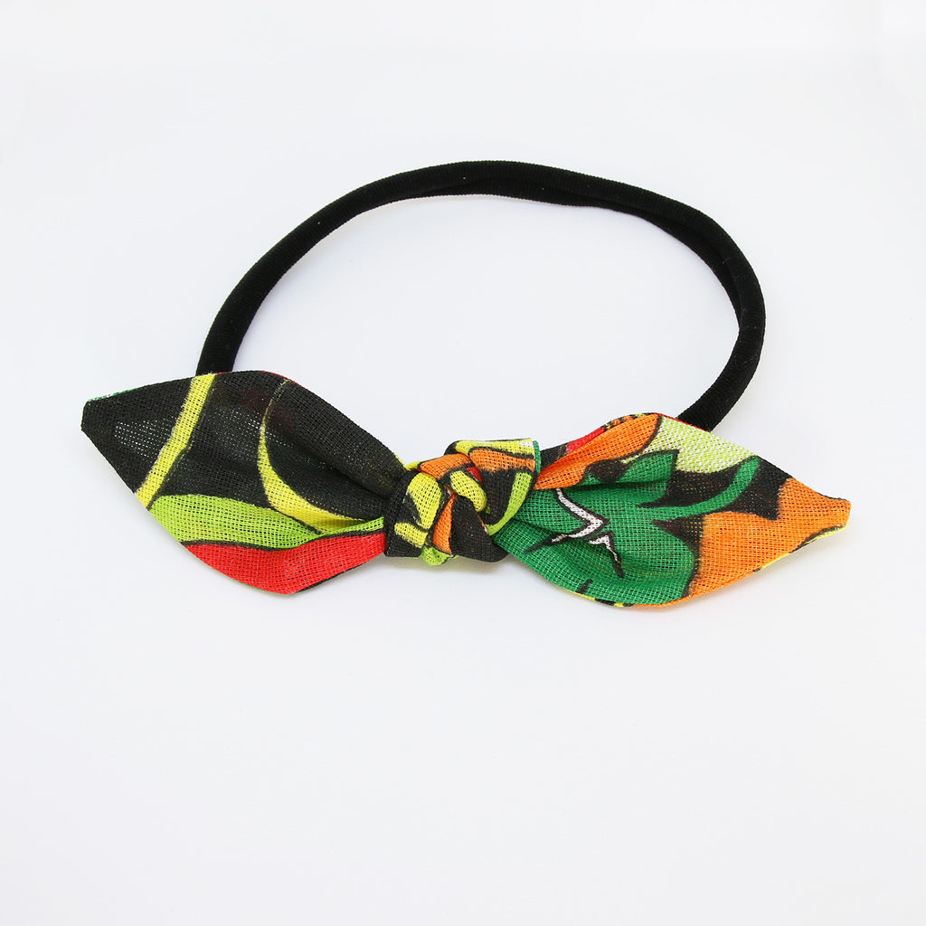 'From Bahia with Love' Chita Knot Bow - Medium
