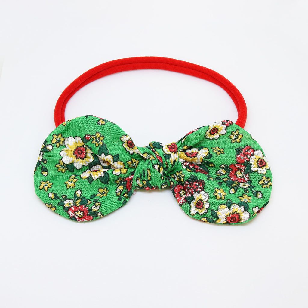 'Summer in Gramado' Chita Knot Bow - Large