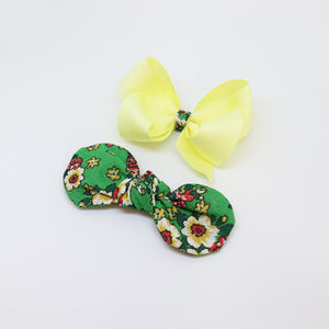'Summer in Gramado' Chita Knot Bow - Double Pack