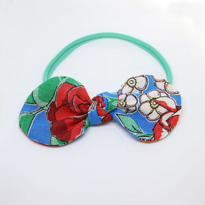 'From Rio with Love' Chita Knot Bow - Large