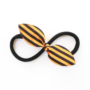 Trick or Treat Rabbit Ear Knot with Black Headband - Single Pack