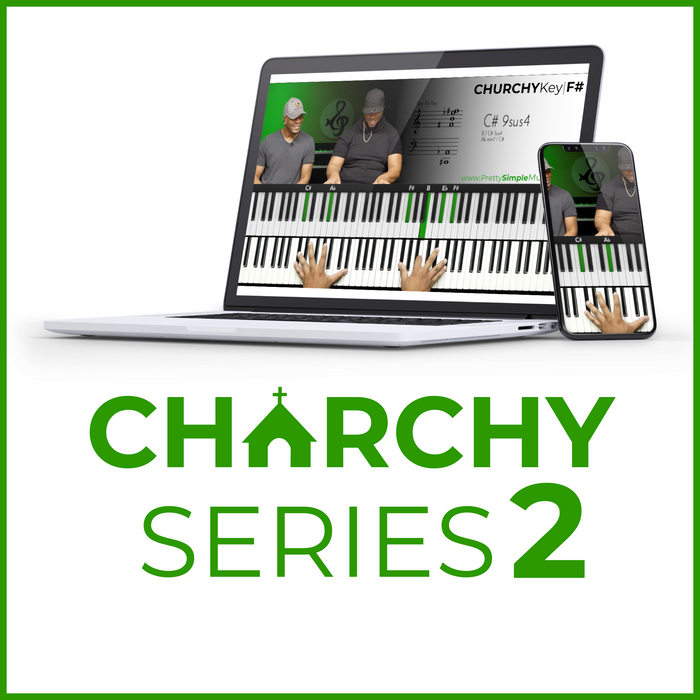 Pretty Simple Music, LLC | Dirty Chords | Gospel Chords
