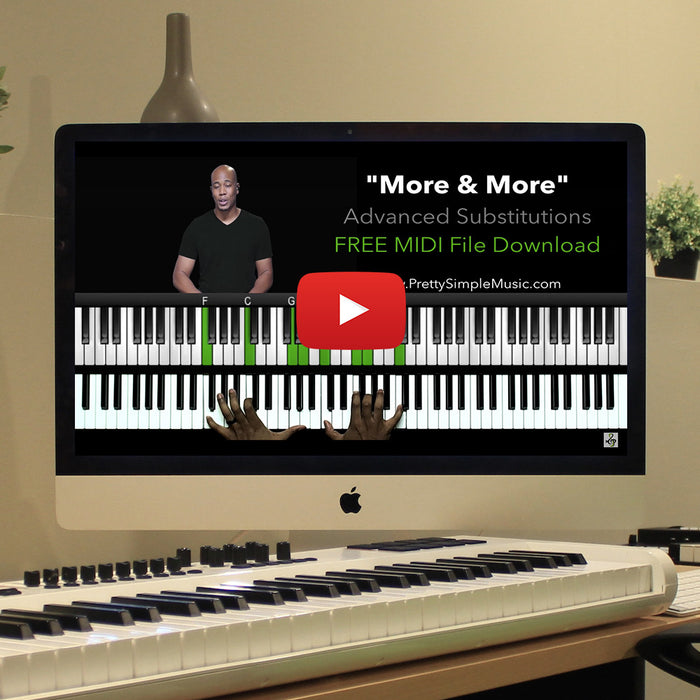 More ADVANCED Chord Substitutions – Pretty Simple Music