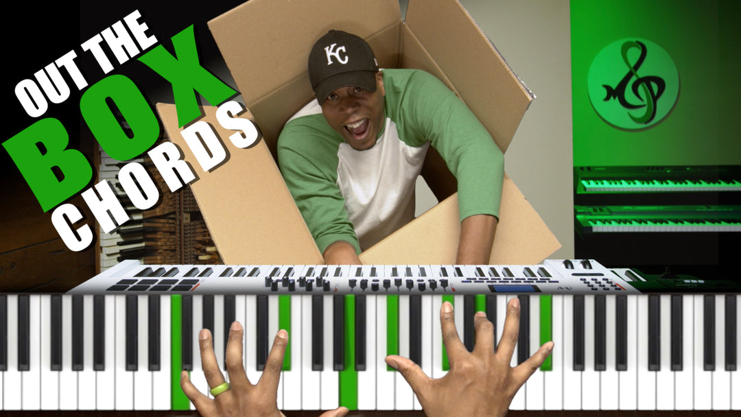 Out The BOX Piano Chords