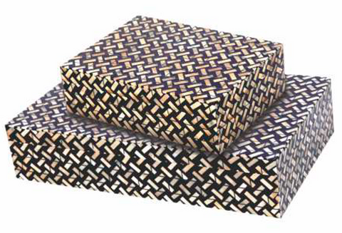 Cross Weave Box (Series 102)