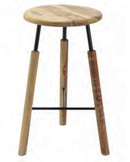 Dowel Stool T-Bar