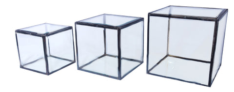 Glass Boxes (Bevelled)